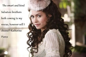Katherine Pierce_The Vampire Diaries-Teen Quotes