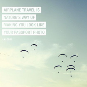 Airplane Quotes Tumblr Travel quotes: airplane travel