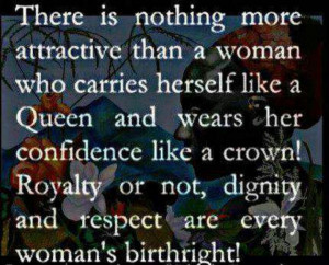Truuuudat!!!! I'm a QUEEN. Nothing you could say, spread, pin or post ...