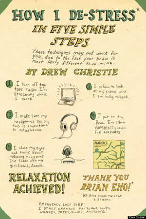 LOOK: 5 Simple Steps To Achieve Relaxation