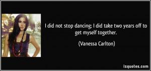 More Vanessa Carlton Quotes