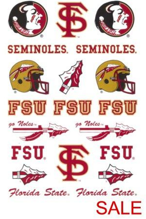this back to products florida state seminoles stickers florida state ...