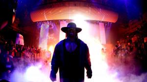 Undertaker WWE entrance