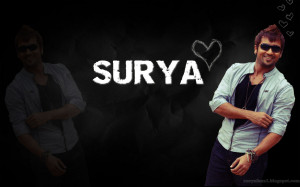 Surya Image For Wallpaper Black Colour Pic With Lomo Effect