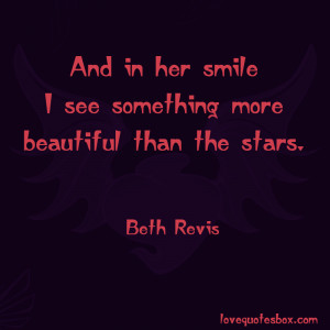Her Beautiful Smile