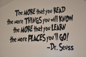 Images of Dr Suess Motivational Quotes