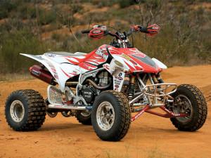 honda racing quad