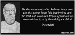 Quotes Aeschylus Photos