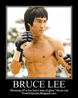 ... lee the less effort the faster and more powerful you will be bruce lee