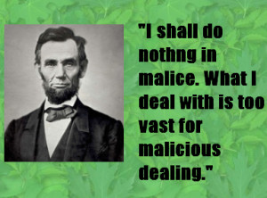 """... Lincoln from the book """"Lincoln on Leadership."""" by Donald T"""
