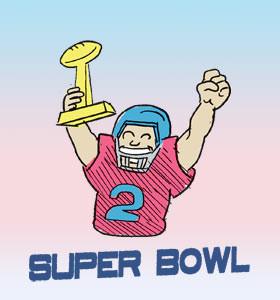 Super Bowl in 2016