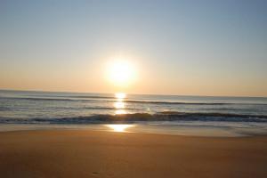 Beach Sunrise Wallpaperish