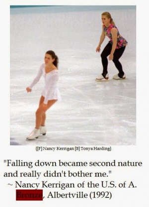 Nancy Kerrigan on Perseverance