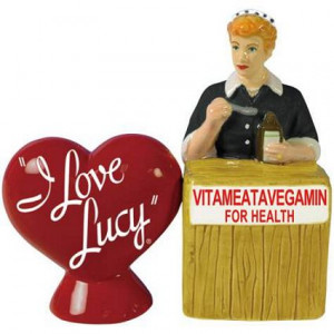 ... item is out of stock please check back soon this set of i love lucy