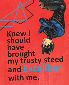 Dick Grayson quotes