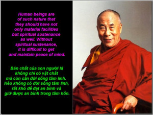 Life Quotes Thoughts Dalai