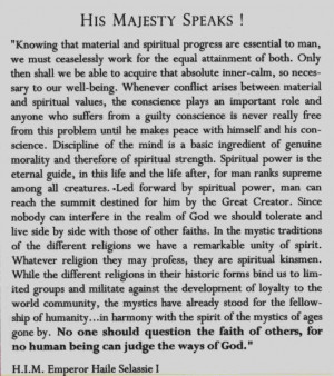 The Wisdom of His Majesty is legendary and worth reading as with all ...