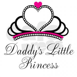 daddys_little_princess_picture_frame.jpg?color=Black&height=460&width ...