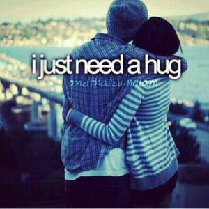 cute, hug me, love, love lofe, pretty, quote, quotes