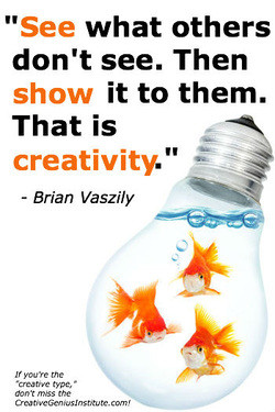 50 Best creativity quotes of all time