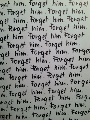 What's on your mind? (Quotes) / forget him #quotes #followme