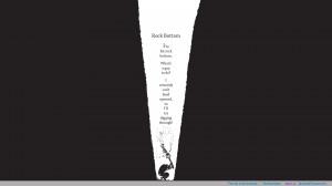 """ve hit rock bottom…"""" – Bo Burnham motivational inspirational ..."""
