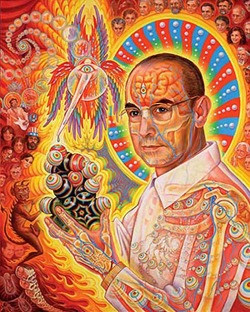 Albert Hofmann (January 11, 1906 – April 29, 2008) was a Swiss ...