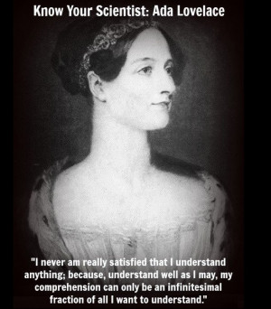 Ada Lovelace – The Prophet of the Computer Age — From Quarks to ...