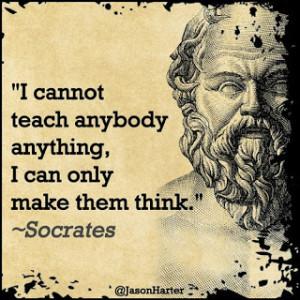 Socrates Quote