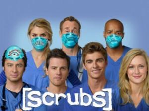 Scrubs tv show photo