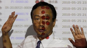 Terry Gou, billionaire chairman of Hon Hai, defends work conditions at ...