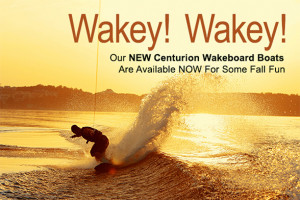 ... wakeboard boats will have you flying high these centurion wakeboard