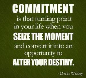 Commitment-Quote