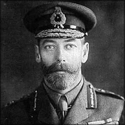 The last words of King George V
