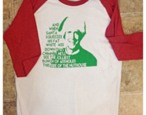 Christmas Vacation Clark Griswold Quote Baseball Tshirt- RESTOCK!