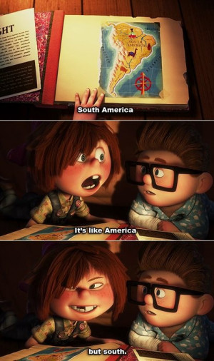 True Love - Pixar's Up Movie