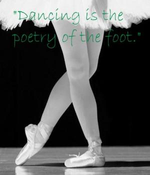 Famous Ballet Quotes Dance pictures w/ dance quotes