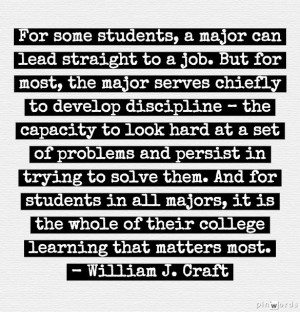 Concordia College President William Craft shares why a liberal arts ...