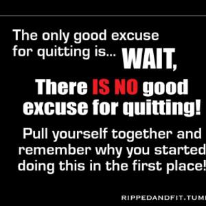Saturday Motivation!