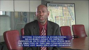 Geoffrey Canada, President of the Harlem Children's Zone ...
