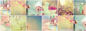 Girly Collage Facebook Covers for your FB timeline profile! Download ...