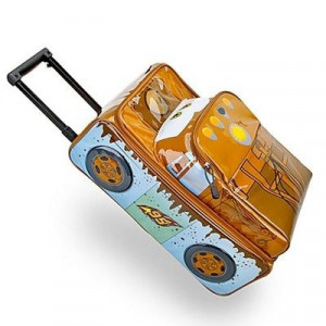 Tow Mater Luggage! Super cute! I think this might be one of the boys ...