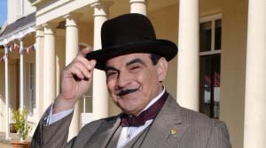 Agatha Christie Poirot...