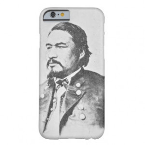 Ely Samuel Parker (1828-95) Seneca Chief and Feder Barely There iPhone ...