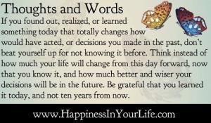Appreciating Lesson Learned...