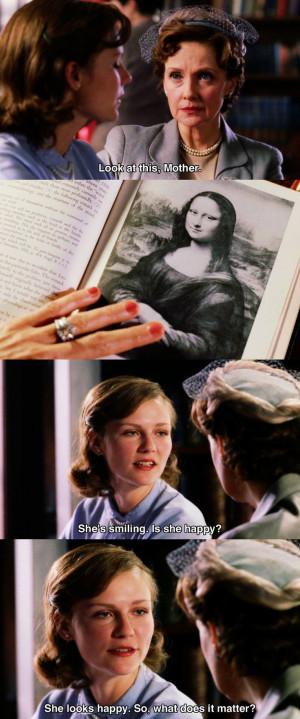 Mona Lisa Smile (2003) - Movie Quotes