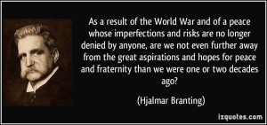 Quotes From World War 1