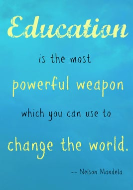 Education Is the Most ...