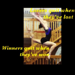 inspirational gymnastics quotes