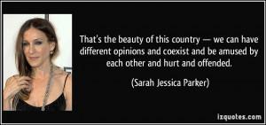 More Sarah Jessica Parker Quotes